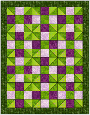 Free Quilting Pattern | DailyCraft - Your Daily Dose of Arts